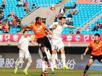 中甲-人和3-2超越 陈杰神进球助人和迎赛季首胜
