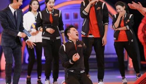 《来吧冠军》第二季—王源宋茜贾乃亮马丽舞技PK