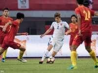 【集锦】熊猫杯-中国0-1斯洛伐克 克拉泽维奇推射破门