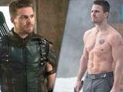 世界最性感男人之一 Stephen Amell《绿箭侠》是这么来的 Training for 'Arrow'  斯蒂芬·阿梅尔 加拿大男演员 美剧