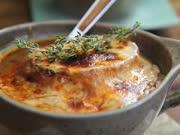 法式洋葱酥皮汤