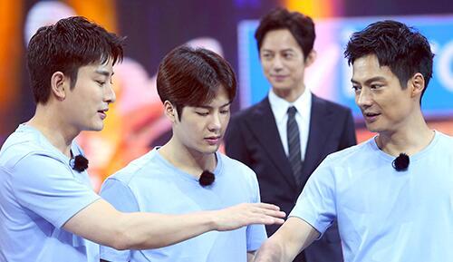《来吧冠军》第二季—王嘉尔小宇宙爆发