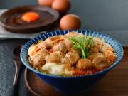 美味正宗亲子丼 做一碗温馨盖浇饭