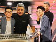 """《听得到的美食》20171216:金志文遭""""邀歌""""对赌 上演厨房演唱会"""
