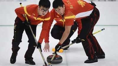 亚冬会速览 男子冰壶中国完胜日本