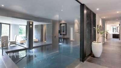 博格巴的350万新豪宅!5个卧室+泳池游戏厅