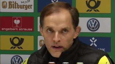 图赫尔被问半决赛打拜仁:为时尚早 没做任何准备【中字】