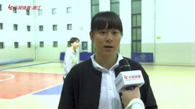 """""""萧""""洒极了 萧山队晋级市运会篮球半决赛"""