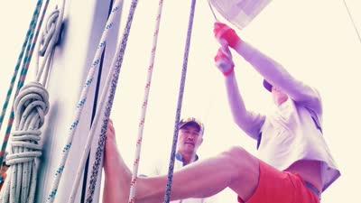 【海帆赛】挑战大海 第八届海帆赛震撼来袭
