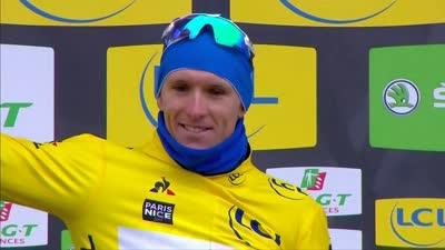 科尔布雷利荣登领奖台 建队后表现令人惊喜