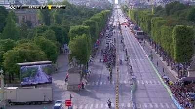 2016环法自行车赛第二十一赛段全场录播(中文)