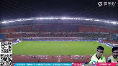 中超-杭州绿城vs延边富德(绿城屯)