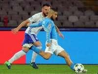 欧冠-因西涅屡攻无果 那不勒斯0-0基辅迪纳摩