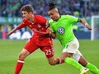 沃尔夫斯堡vs拜仁慕尼黑(上)