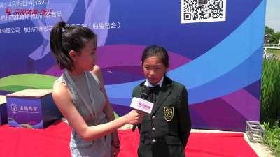 杭州市中小学生马术锦标赛圆满落幕