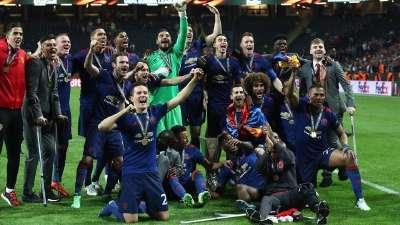 20分钟集锦-曼联2-0完胜夺冠 博格巴姆希塔良建功