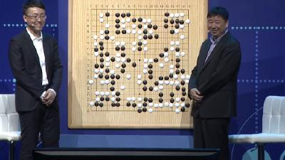 俞斌回顾第二局:柯洁当时有机会 很接近胜利