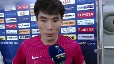 郑智:并未想到是告别 红牌很无奈 获胜出局很遗憾