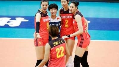 女排大冠军杯中国提前夺冠 时隔16年再夺大冠军杯