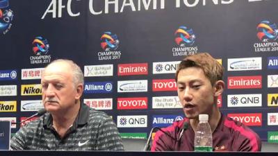 斯科拉里:还未与恒大谈新合同 先专注中超冠军