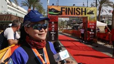 刘梦梵:马拉松+旅游更好地连接你我