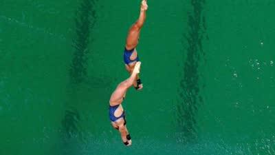外媒看中国之五:绿色泳池让巴西太尴尬
