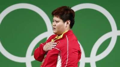 孟苏平:幸福得要飘起来 好有金牌坠着我