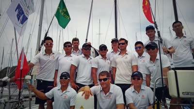 悉尼霍巴特帆船赛倒计时12小时:中国首播 霍巴特见
