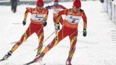 越野滑雪女子个人赛 满丹丹摘亚冬会中国首金