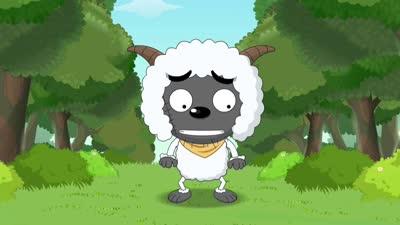喜羊羊与灰太狼竞技大联盟30