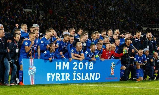 冰岛为啥晋级世界杯?因为人家在搞足球,我们在搞万人足球操