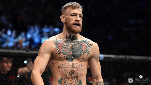 解密康纳纹身:胸前大猩猩曾让他痛到极致