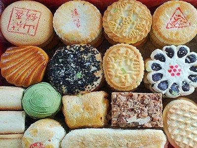 老北京五毒饼的传统