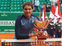 ATP杂志4月第3期 纳达尔蒙卡第九冠