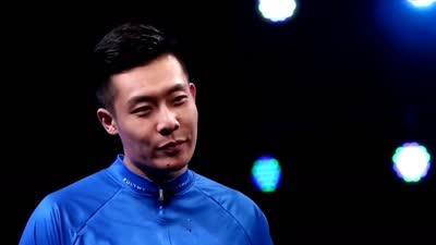 郭涵夺得冠军 杨晓宇惜败