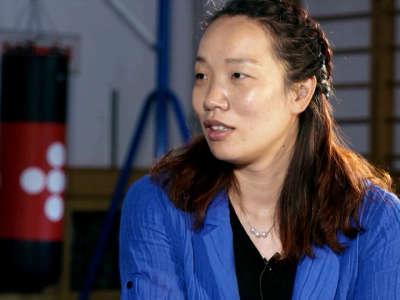 陈中弃篮球竟因怕被父母管 训练一个月就想放弃