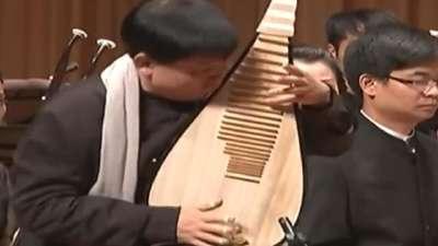 陕西民族乐介绍 二胡协奏曲心香