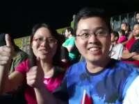 孟苏平最后一举震撼全场 中国观众激动大喊加油