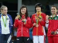 孙亚楠赛后分析日本对手 拿铜牌没白来奥运
