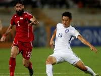 【全场录播】12强赛-叙利亚VS韩国