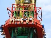 跳楼机惊险视频(Big Tower - Experiência 360o)