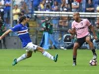 第7轮录播:桑普多利亚vs巴勒莫(徐强)16/17赛季意甲