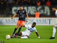 蒙彼利埃3-1马赛