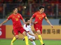 【中国0-0卡塔尔】吴曦郑智中框 里皮首秀国足0-0卡塔尔