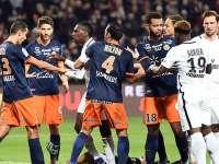 蒙彼利埃3-0巴黎圣日耳曼