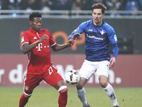 达姆施塔特vs拜仁慕尼黑(上)