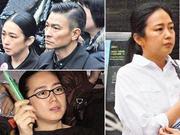 刘德华首次被曝光老婆大量照片 素颜被称像大妈?