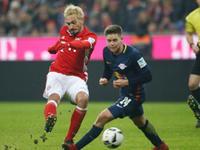 拜仁慕尼黑vs莱比锡RB(上)