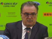 克罗地亚主帅谈世界杯扩军:我们总能晋级决赛圈