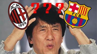 揭露娱乐圈真伪球迷!成龙:米兰巴萨踢世界杯